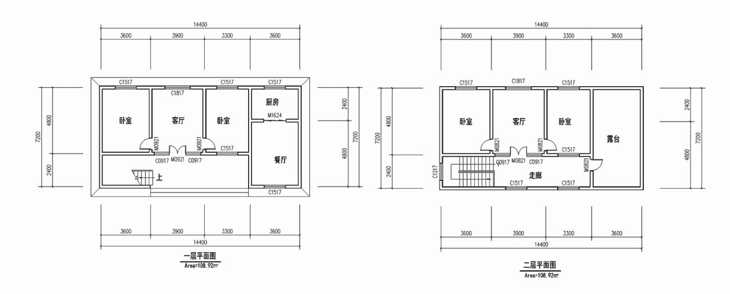 自建房效果图,自建房别墅设计,钢结构网架,钢结构工程
