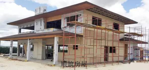 节能集成房屋开启绿色建筑格局图片
