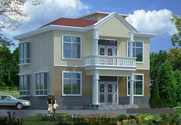 钢结构别墅自建房
