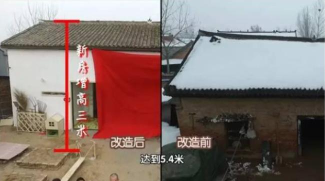 [转载]逆天改造,32平农村砖瓦房 变身90平米跃层别墅