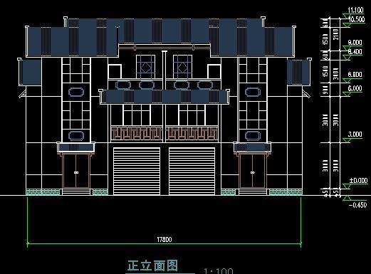 农村自建房设计图推荐