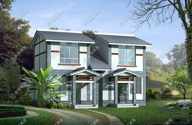 新农村别墅设计