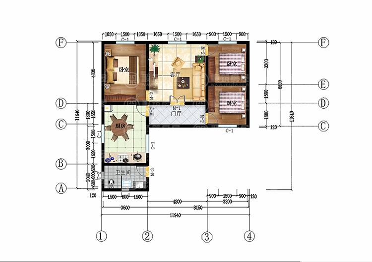 佤族房屋图纸,佤族房子设计图,佤族别墅,云南佤塑料模具民居盖子图片