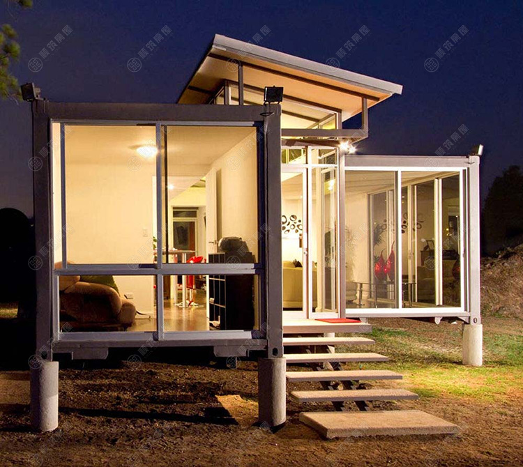 集装箱价格,集装箱房屋设计,集装箱别墅设计,集装箱别墅价格 云南