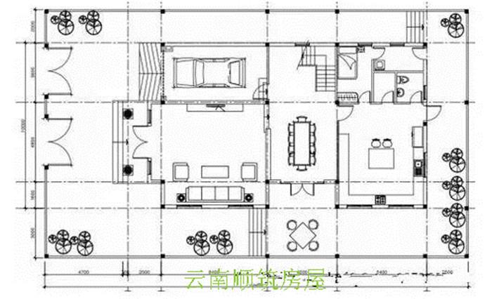 自建房设计图纸