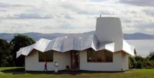 贵州轻钢别墅带你看看来自国外的钢结构房屋