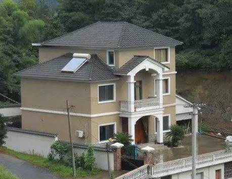 九泰建设专业农村别墅研发设计施工.