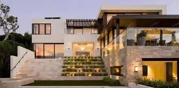 地中海风格轻钢别墅