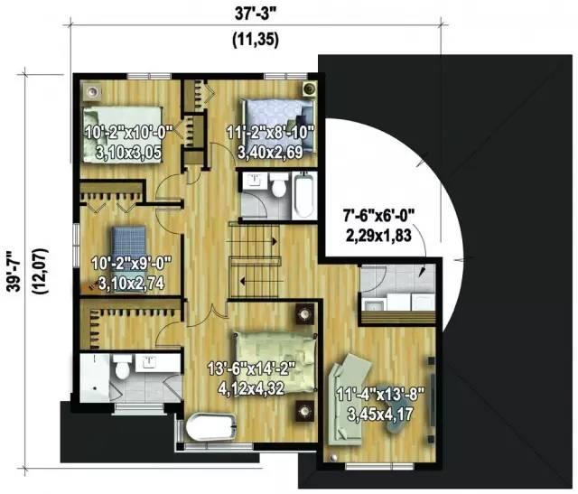 别墅设计图纸