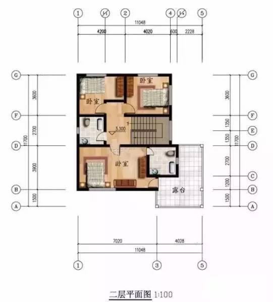 欧式别墅设计图