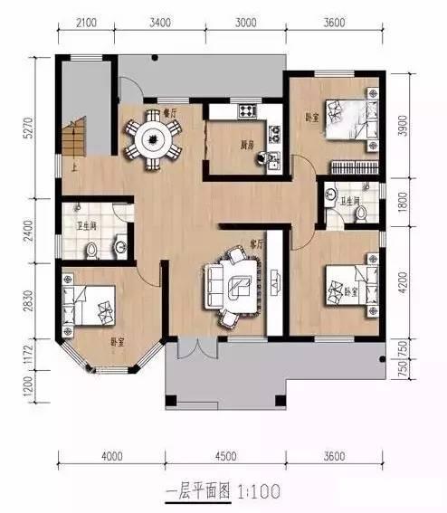 回农村住别墅去吧,9套农村自建别墅设计图和效果图纸