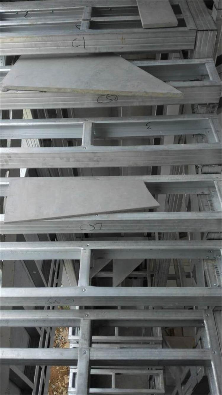 农村钢结构房屋自建房楼梯轻钢龙骨组合注意这些风水