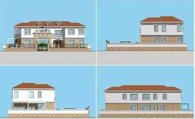想建什么风格的轻型钢结构别墅你说了算
