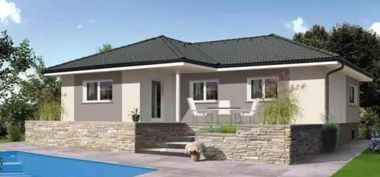现代房屋简笔画