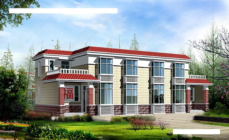建房子设计图农村