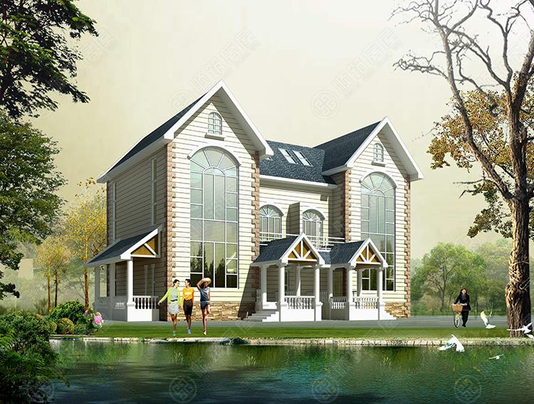 小别墅设计图