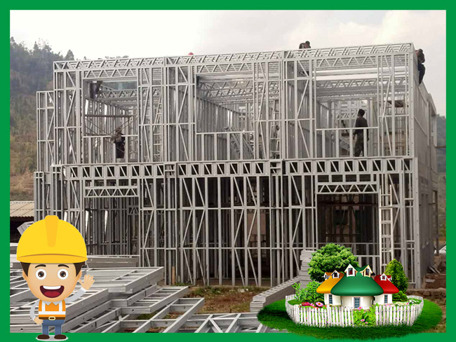 云南红河绿春县轻钢酒店案例展示