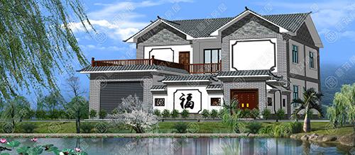 云南白族民居轻钢结构别墅案例直播按进度适时更新