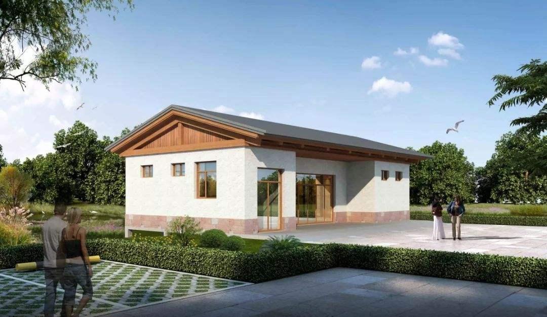 安宁市轻钢结构环保公厕案例