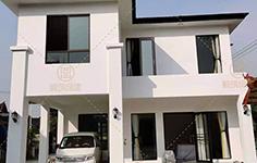 西双版纳大勐龙125平农村自建房案例