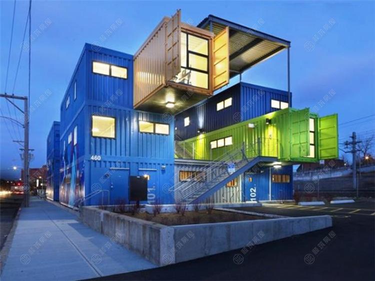 集装箱别墅造价,集装箱房屋设计,集装箱房屋价格,集装