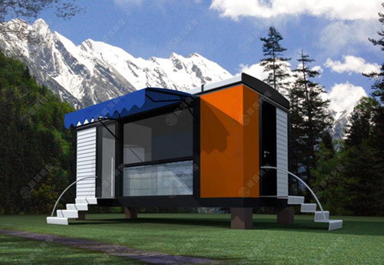 集装箱房屋设计G