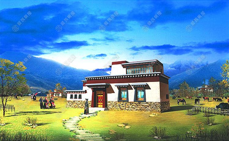 藏族民居-3