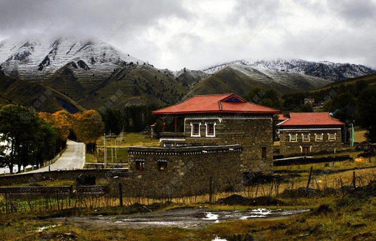 藏族民居-4