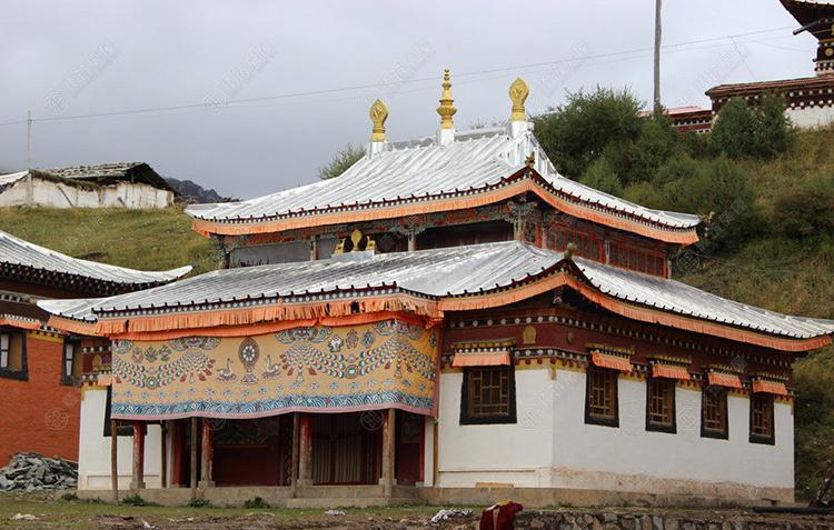 藏族房屋-5