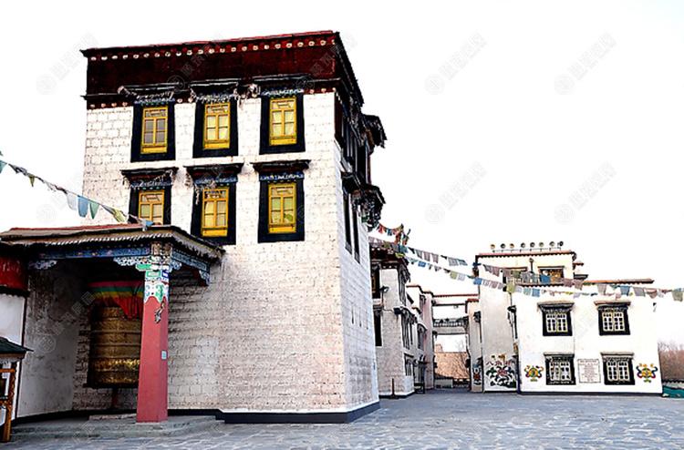 藏族房屋设计-6