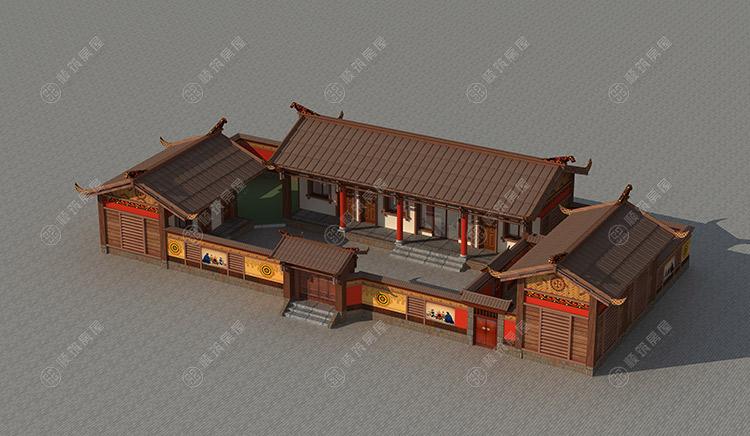 彝族房屋-4