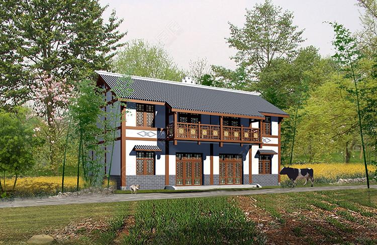 新农村建设房屋-5