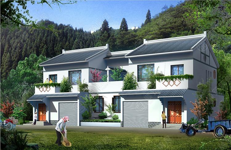 新农村建设房屋-9