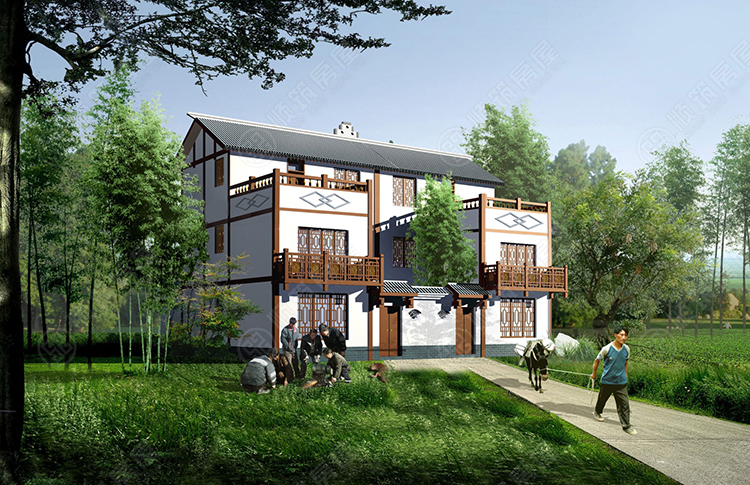 新农村建设规划房屋-13