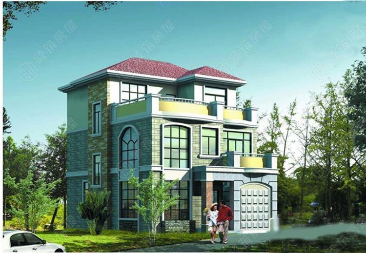 农村钢结构房屋-42