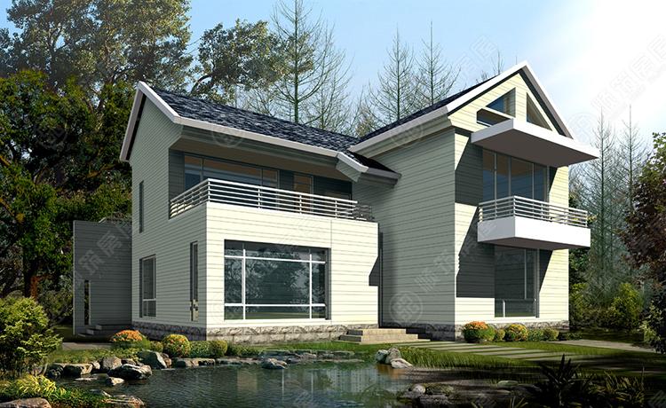 农村钢结构房屋-49