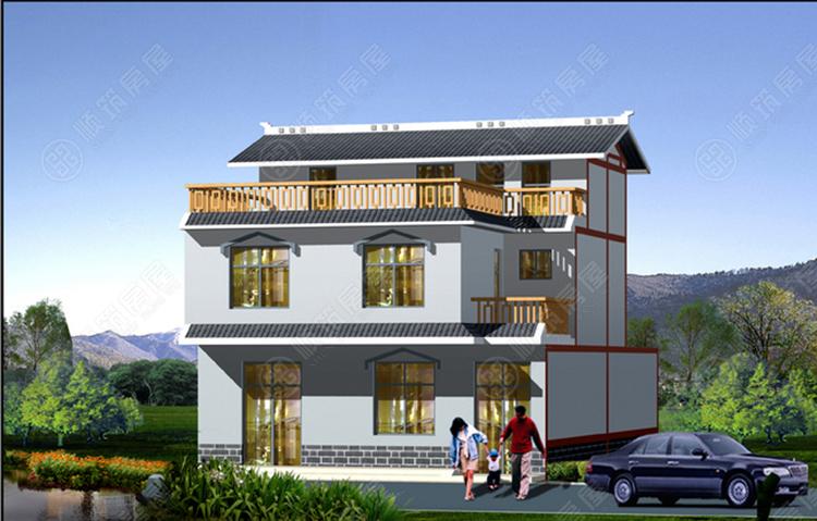 农村钢结构房屋-50