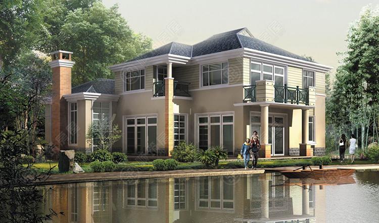 轻型钢结构别墅-7