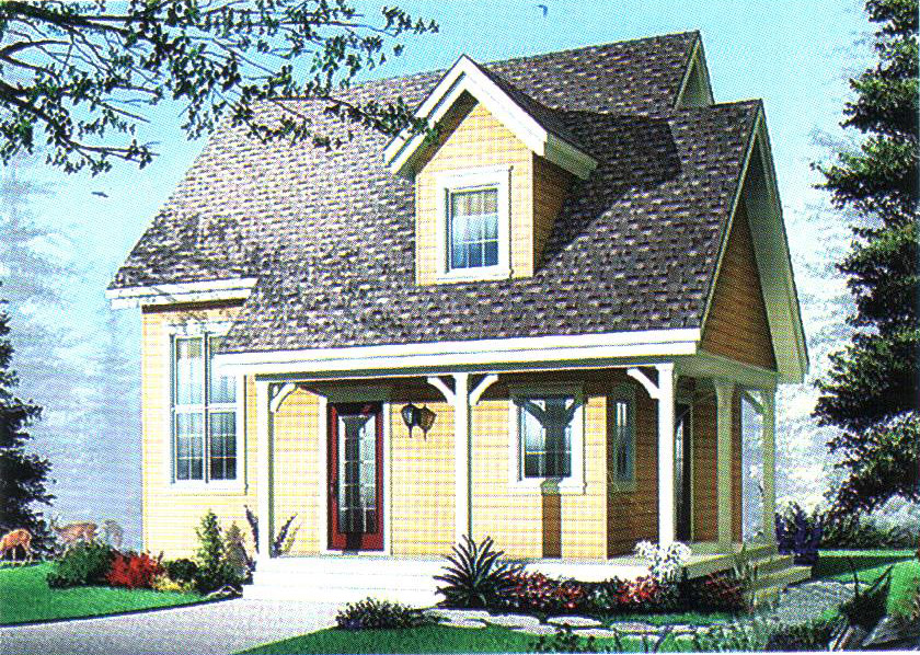 轻型钢结构别墅24