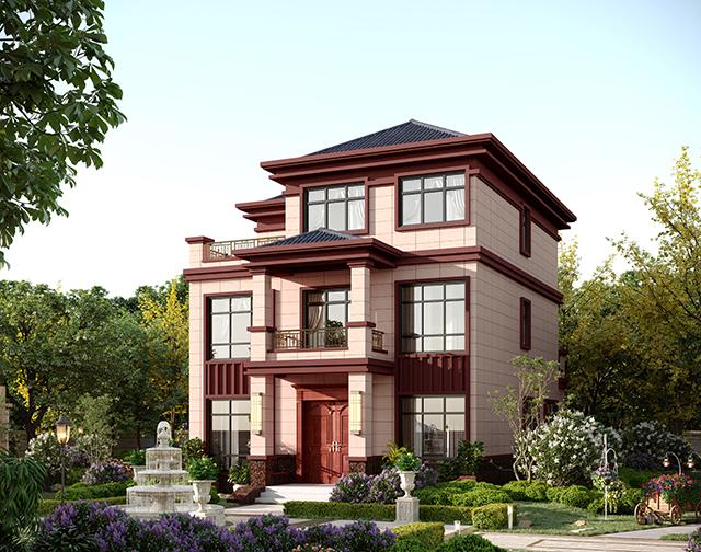 农村新式别墅10